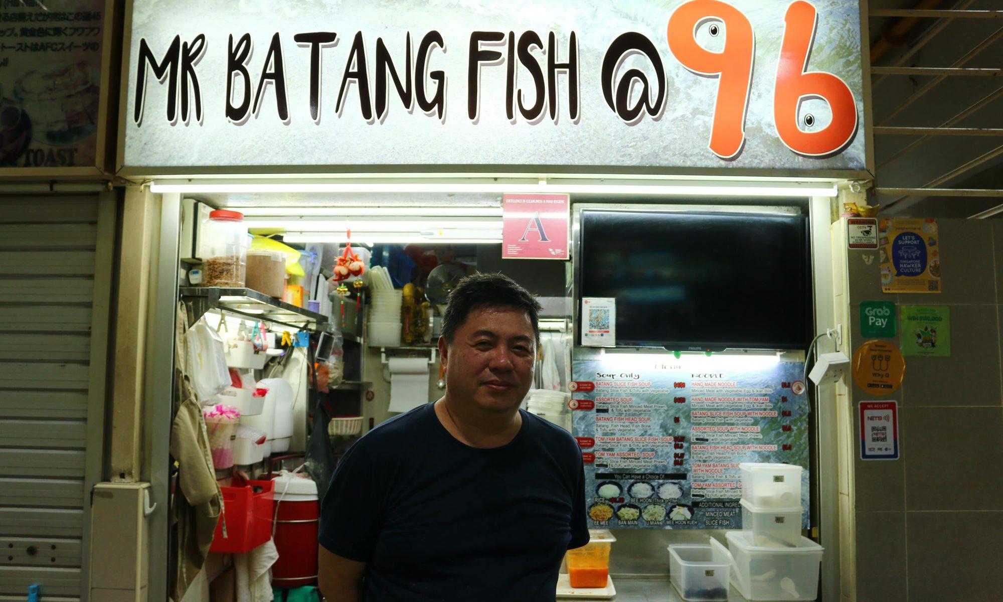 MR BATANG FISH @96