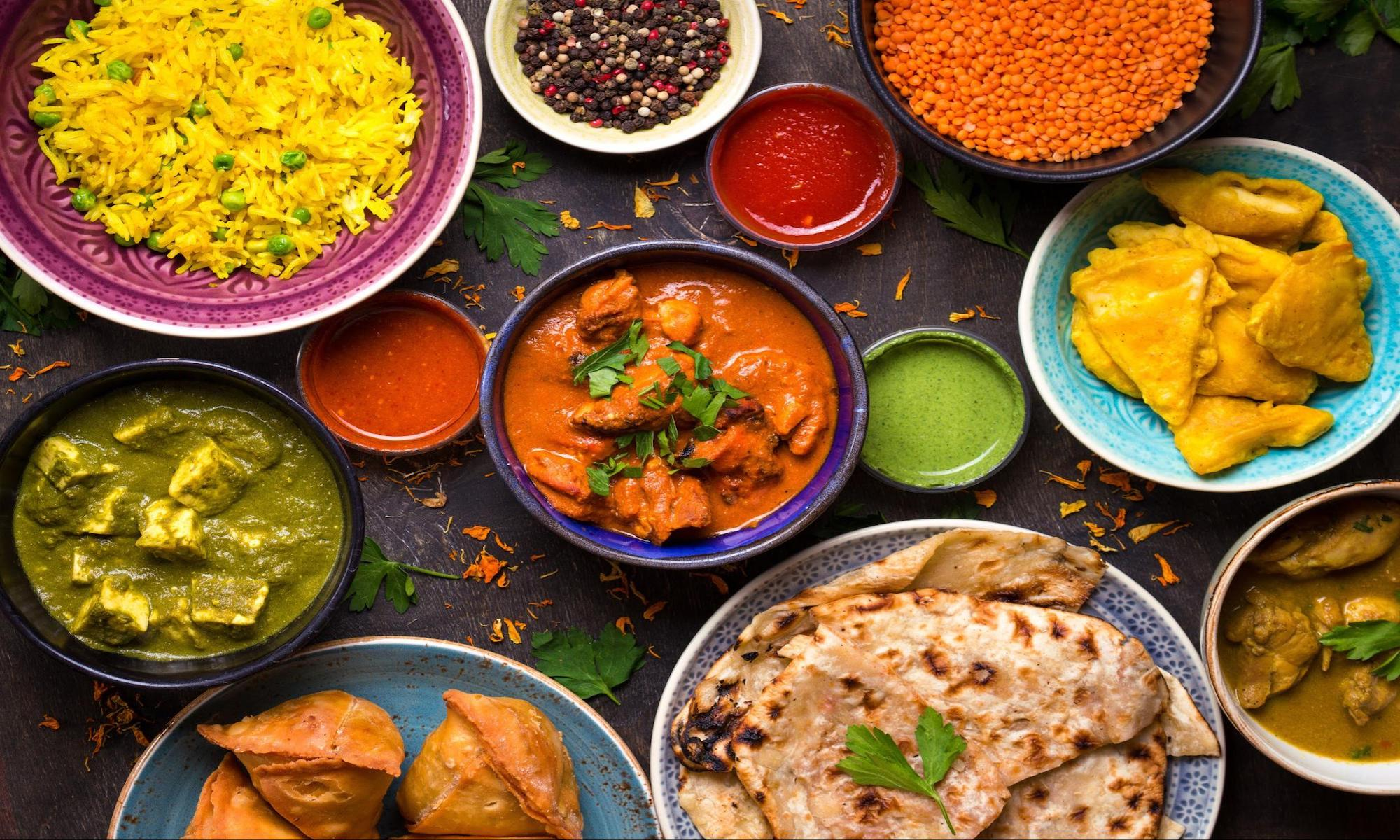 TOP 5 INDIAN FOOD PICKS ON WHYQ!
