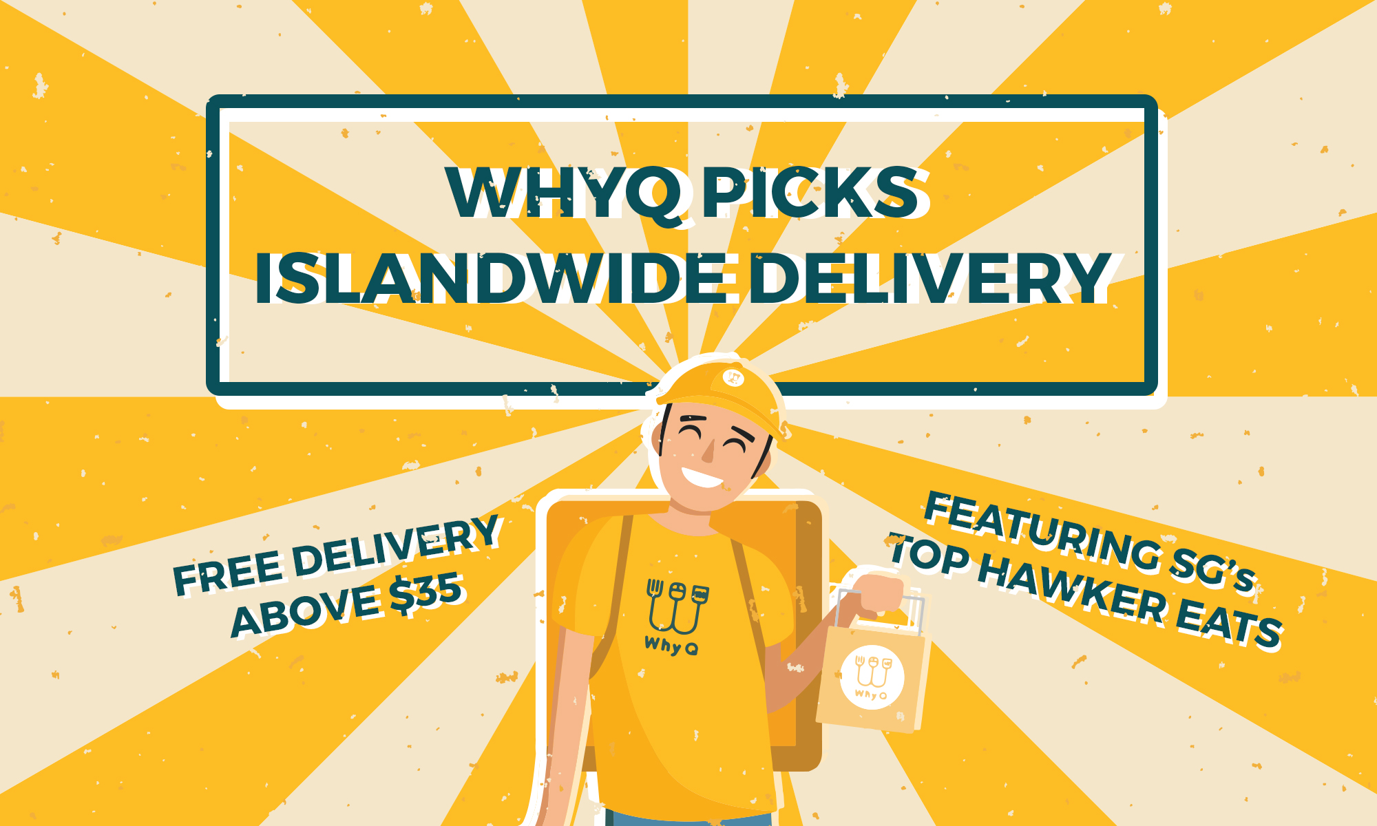 WhyQ Picks Islandwide Delivery