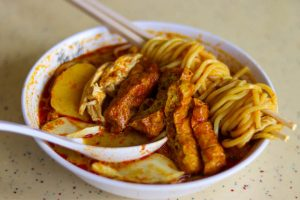 Hock Hai Curry Chicken Noodle on WhyQ Picks Islandwide Delivery